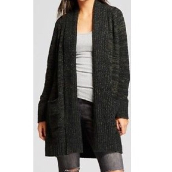 763b30226a0d a new day Sweaters - Target Women s Chenille Open Cardigan